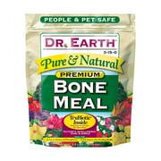 Dr. Earth 718 2.5 lb. Pure & Natural Organic Bone Meal