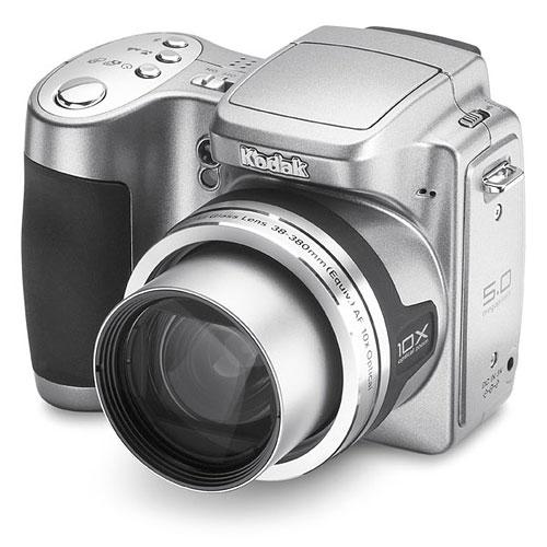 Refurbished Kodak Z740 EasyShare Digital Camera (SILVER) by Kodak