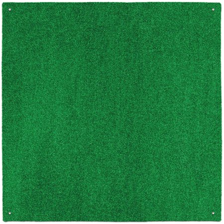 Outdoor Turf Rug - Green - 10' x 10' - Several Other Sizes to Choose (Nike Astro Turf)