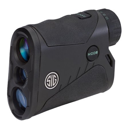 Sig Sauer KILO 850 KILO850 4x20mm Digital Laser Rangefinder, Black - SOK85401
