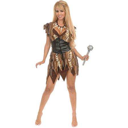Halloween Cavewoman (Cavewoman Costume)
