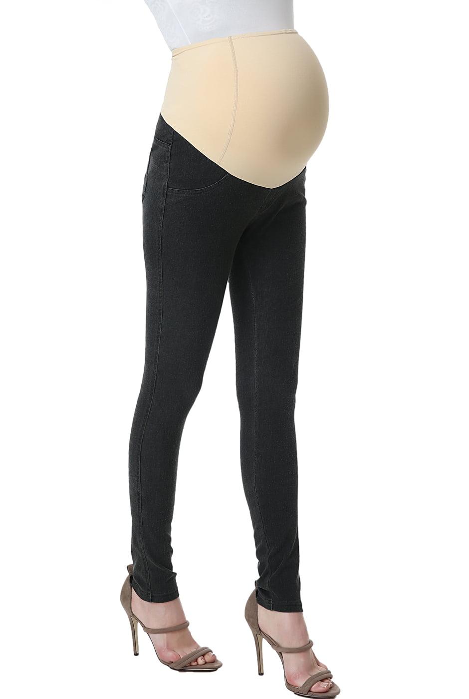 "Maternity Women's Jeggings (28.5"" Inseam) - Dark Heather Gray XL"