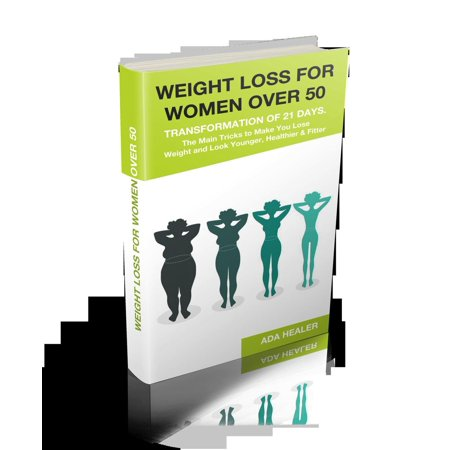 Weight Loss for Women Over 50 - eBook