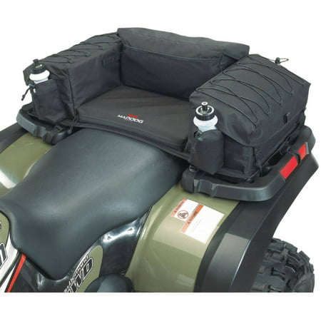 Atv Rack Bag - Coleman ATV Rear Padded Bottom Bag