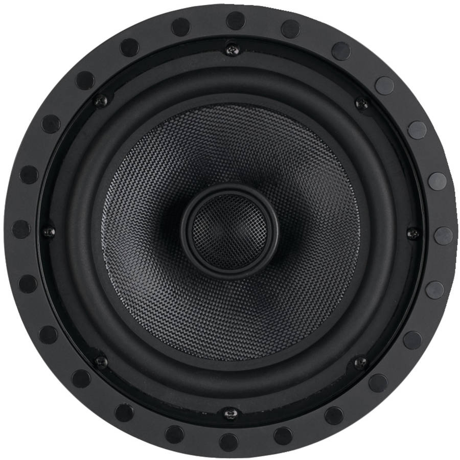 "ArchiTech SC-820F 8"" 2-Way Kevlar Series Frameless In-Ceiling/Wall Speakers"