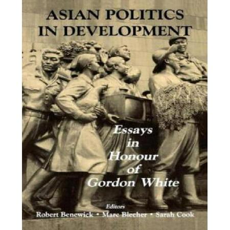 Asian Politics in Development : Essays in Honour of Gordon White - image 1 de 1