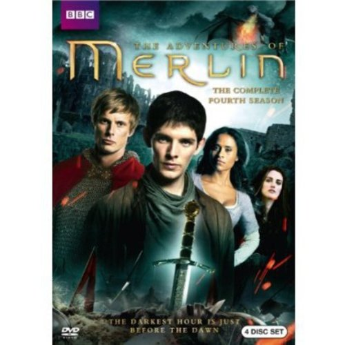 The Adventures Of Merlin: The Complete Fourth Season (Anamorphic Widescreen)