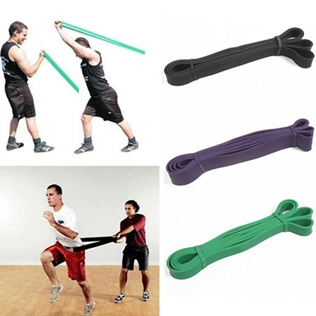 ZeAofa Exercise Strength Weight Training Fitness Yoga Latex Pull-up Resistance Band