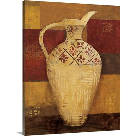 Great BIG Canvas | Avery Tillmon Premium Thick-Wrap Canvas entitled Autumn Urn II