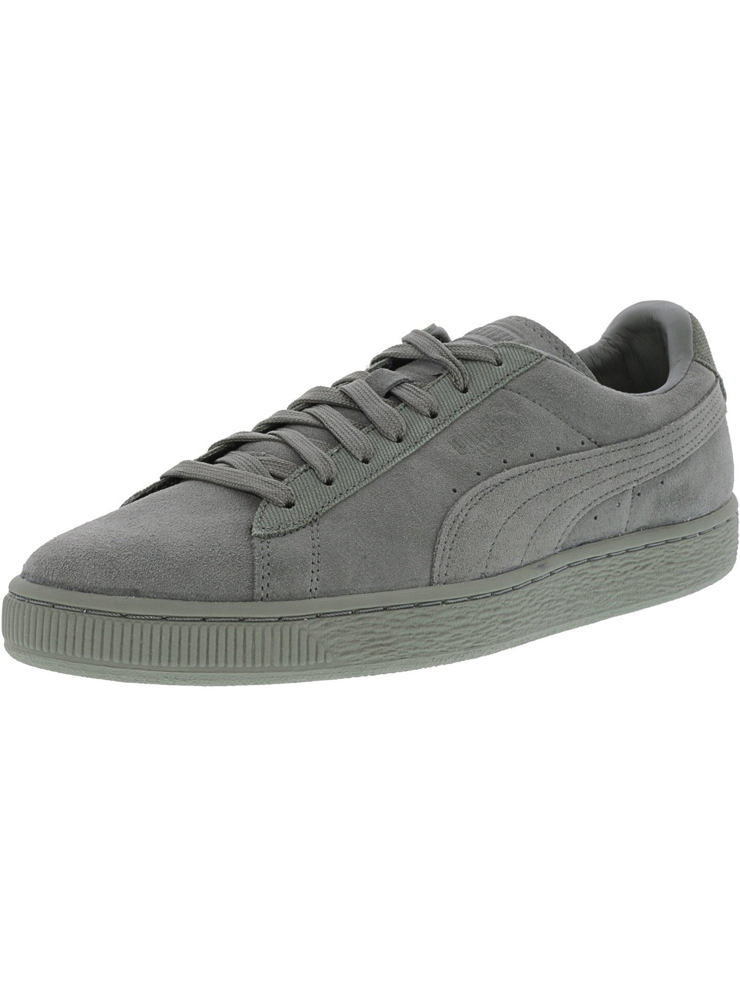 Puma Men's Suede Classic Tonal Natural Vachetta Ankle-High Fashion Sneaker - 8M