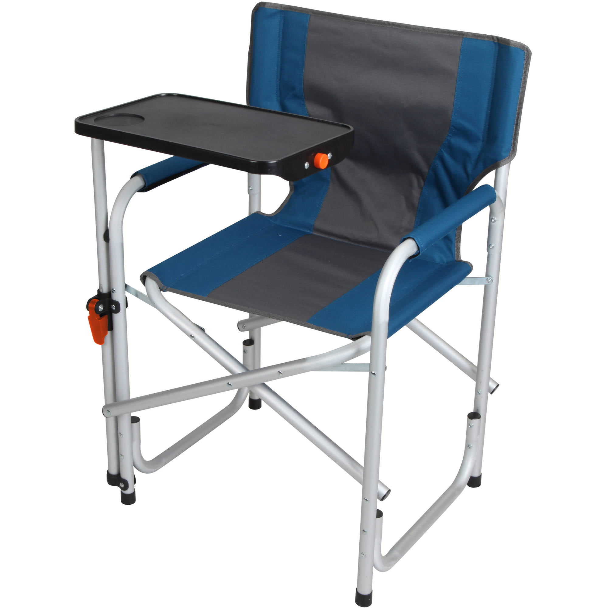 Ozark Trail Director Chair, Blue   Walmart.com