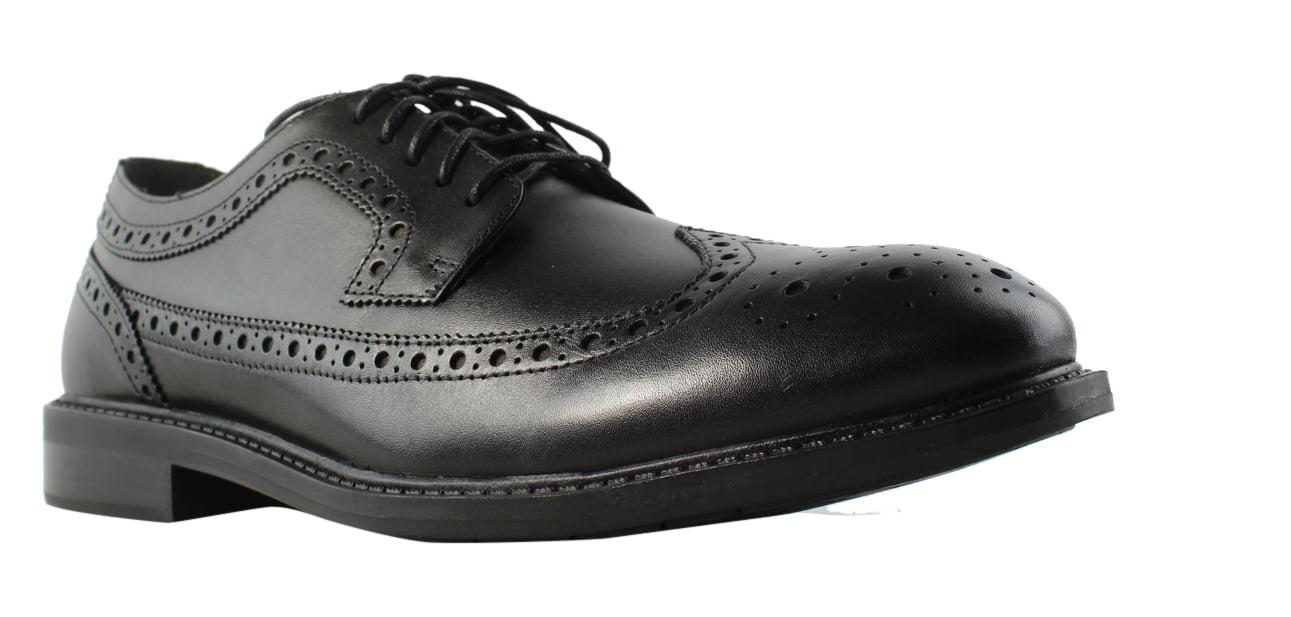 New Dunham Mens Grayson-Dun Black Dress Oxfords Size 10 by Dunham