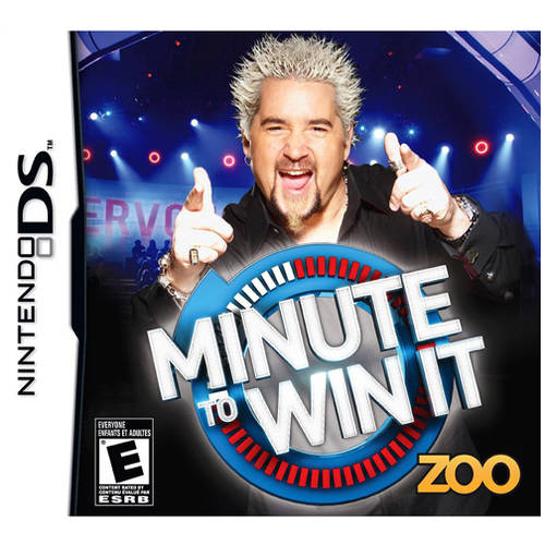 Minute To Win It (DS) - Pre-Owned