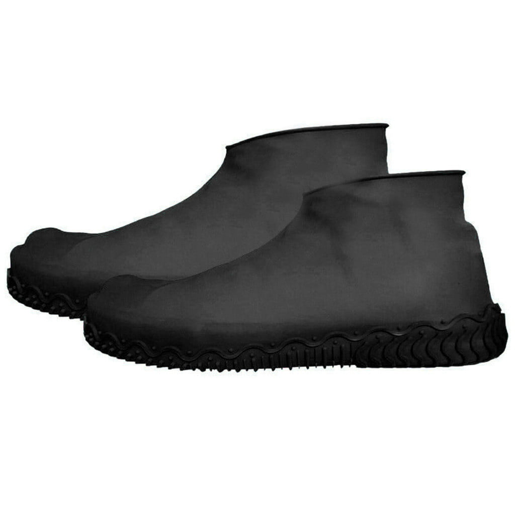 Silicone Overshoes Rain Waterproof Shoe Covers Boot Cover Preserve Recyclable