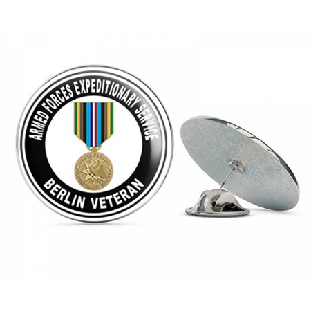 US Navy Armed Forces Expeditionary Medal Berlin  Military Veteran USA Pride Served Gift Metal 0.75