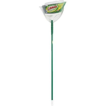 Libman Long Handle - Libman Precision Angle Large Broom/Dustpan