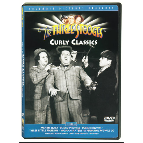 The Three Stooges: Curly Classics (Full Frame)