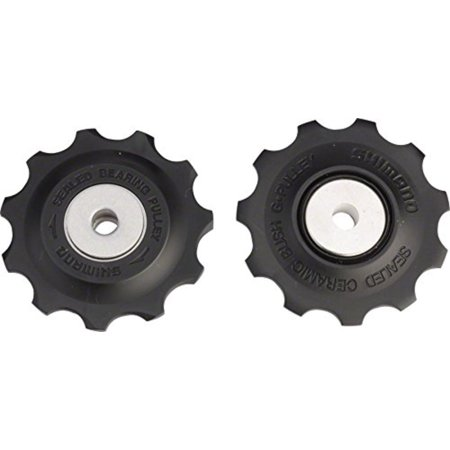 a1639874de2 Ultegra 6700 Bicycle Tension/Guide Pulley Set - Y5X998150, Fits Ultegra RD-6770,  RD-6700-A, RD-6700, RD-6600, RD-6500 By SHIMANO - Walmart.com