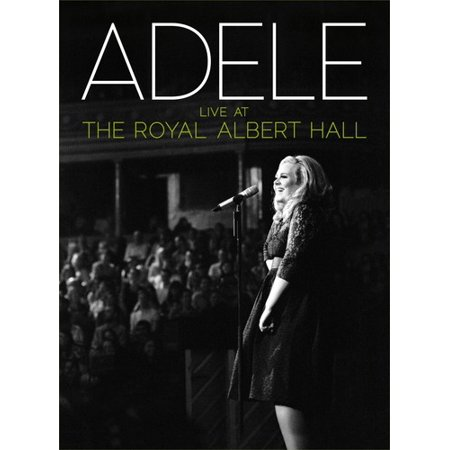 Adele  Live At The Royal Albert Hall  Blu Ray   Cd