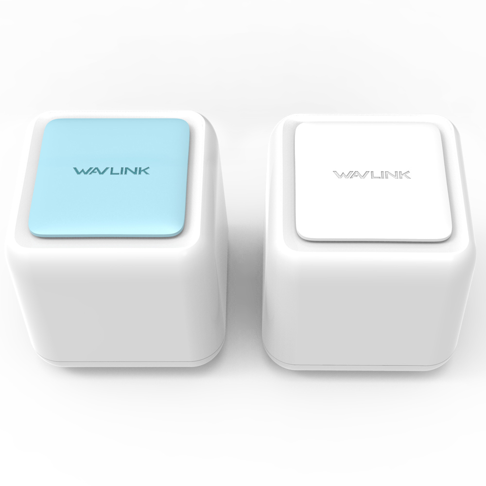 2-Pack Wavlink Halo Whole Home Mesh WiFi System