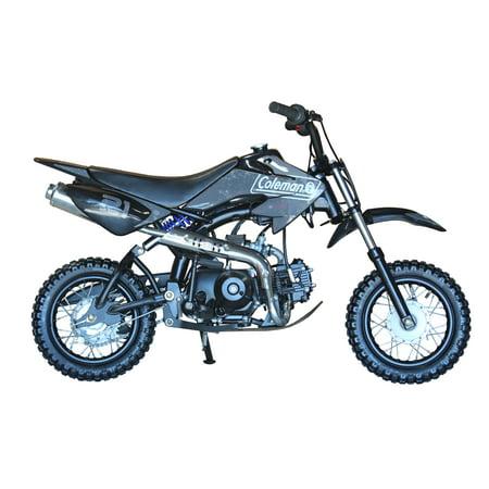 coleman 70cc gas powered dirt bike best buy mini bikes dirt bikes atvs. Black Bedroom Furniture Sets. Home Design Ideas