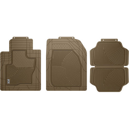 Custom Fit Heavy Duty 4-Piece All Weather Suv Crossover Car Floor Mat