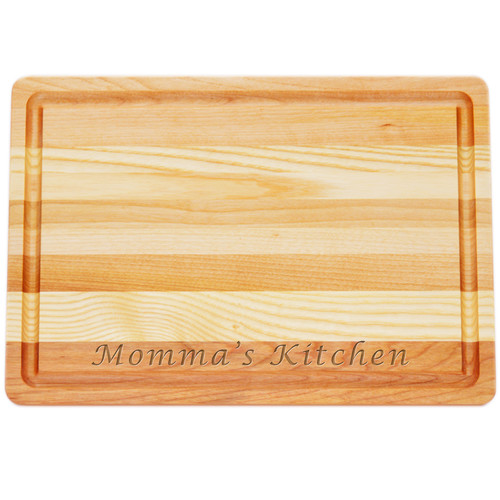 Carved Solutions Master ''Momma's Kitchen'' Cutting Board
