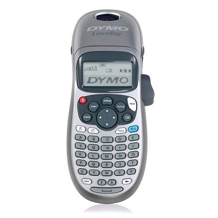DYMO Label Maker | LetraTag 100H Handheld Label Maker (Intermec Label Printer)