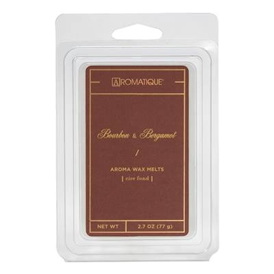 BOURBON BERGAMOT WAX MELT by Aromatique