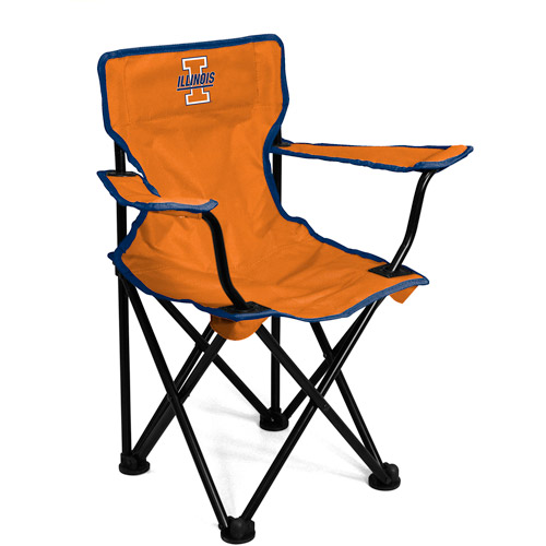 Logo Chair NCAA Illinois Toddler Chair