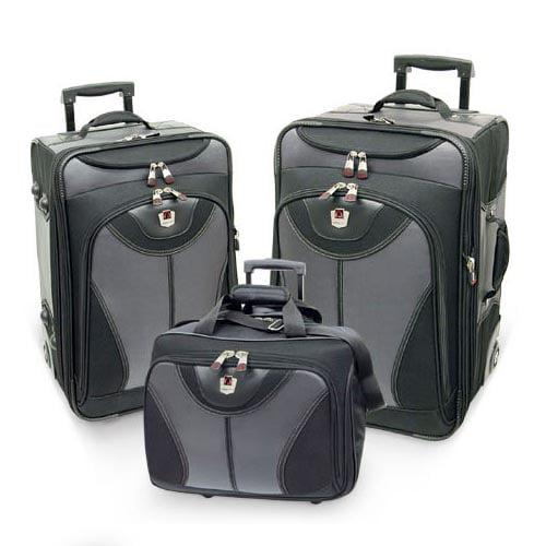 ONLINE Tvlrschoice 3piece Valentino Luggage Set