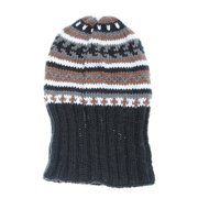 Lakhays Handmade Slouchy Knit Beanie Cap (Nepal)