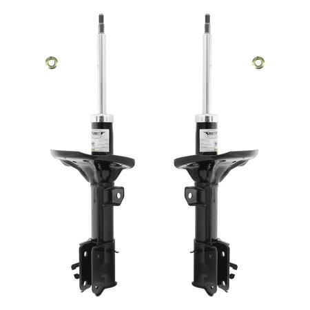 Unity Automotive 2-219401-219402-001 Front 2 Wheel Gas Shock Assembly Kit 2001-2006 Hyundai Santa Fe