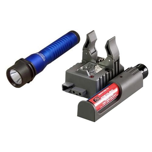 Streamlight Strion C4 LED Blue Piggyback SG74357