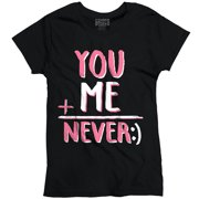 Follow Your Dreams Motivational Shirt Inspirational Cute Cool Ladies T-Shirt