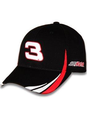 Men's Checkered Flag Red Legacy Adjustable Hat