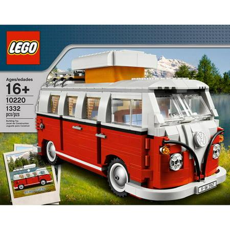 lego volkswagen t1 camper van. Black Bedroom Furniture Sets. Home Design Ideas