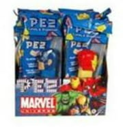PEZ Marvel Comics Assorted, 12 ea (Pack of 3)
