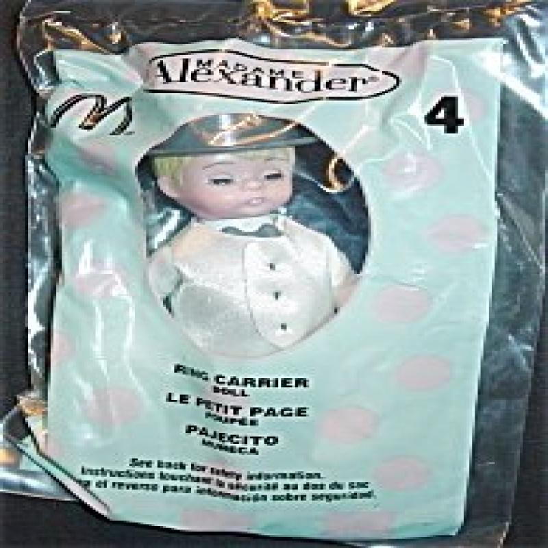 Madame Alexander Doll - Ring Carrier - McDonald's 2003 #04