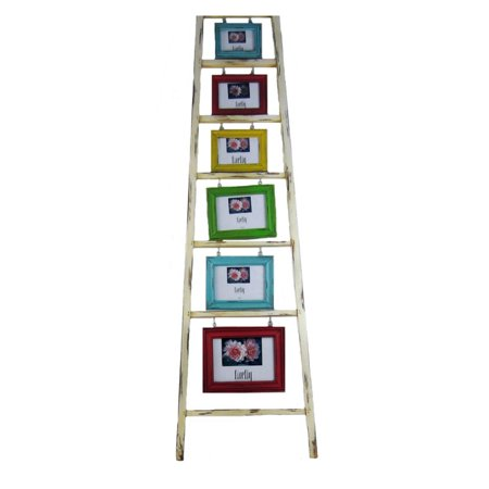 Firefly Wood Ladder Picture Frame - Walmart.com