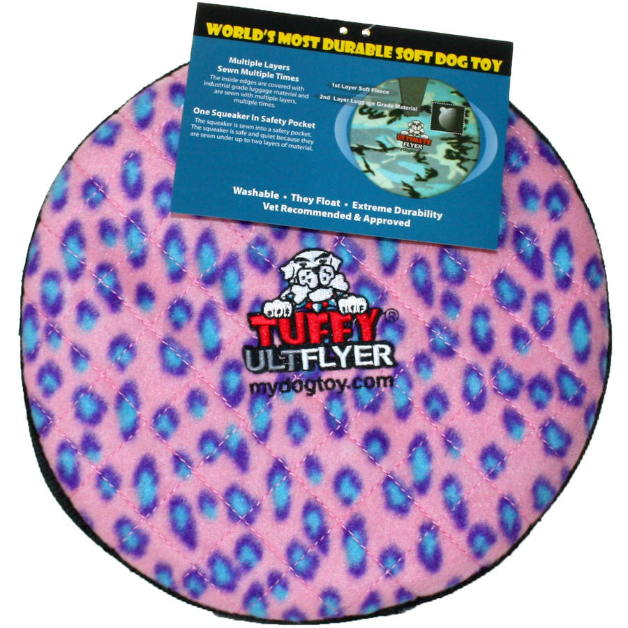 Tuffy Ultimate Flyer, Pink Leopard