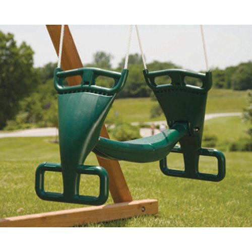 Kids Creations Green Glider