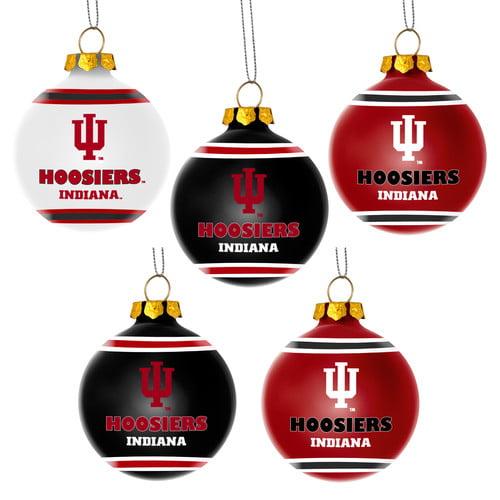 NCAA Wisconsin Badgers Shatterproof Ornament
