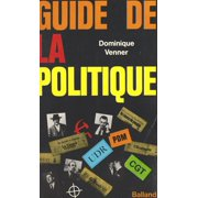 Guide de la politique - eBook