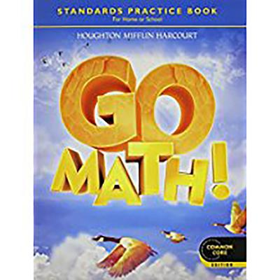 Go Math! : Student Practice Book Grade 4