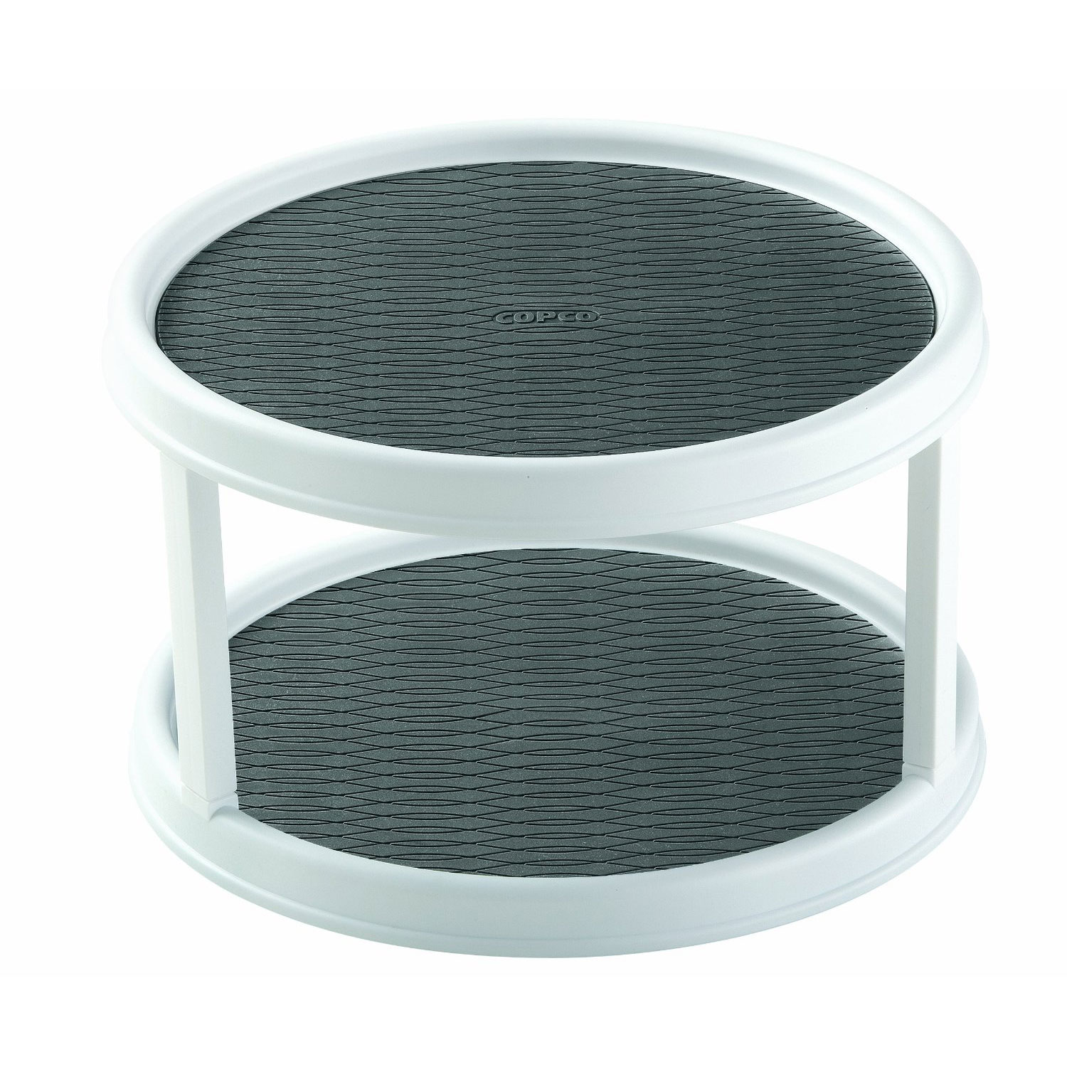 043909701876 Upc Copco Two Tier Lazy Susan Turntable