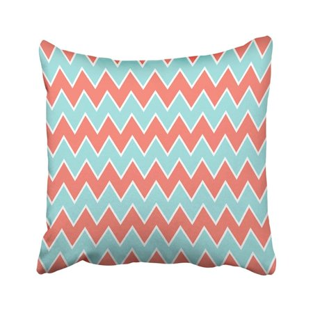 BPBOP Chevron Pattern Stripe Red Green And White Colors Christmas Striped Abstract Diagonal Line Pillowcase Pillow Cover 20x20 (Polished Diagonal Stripe)