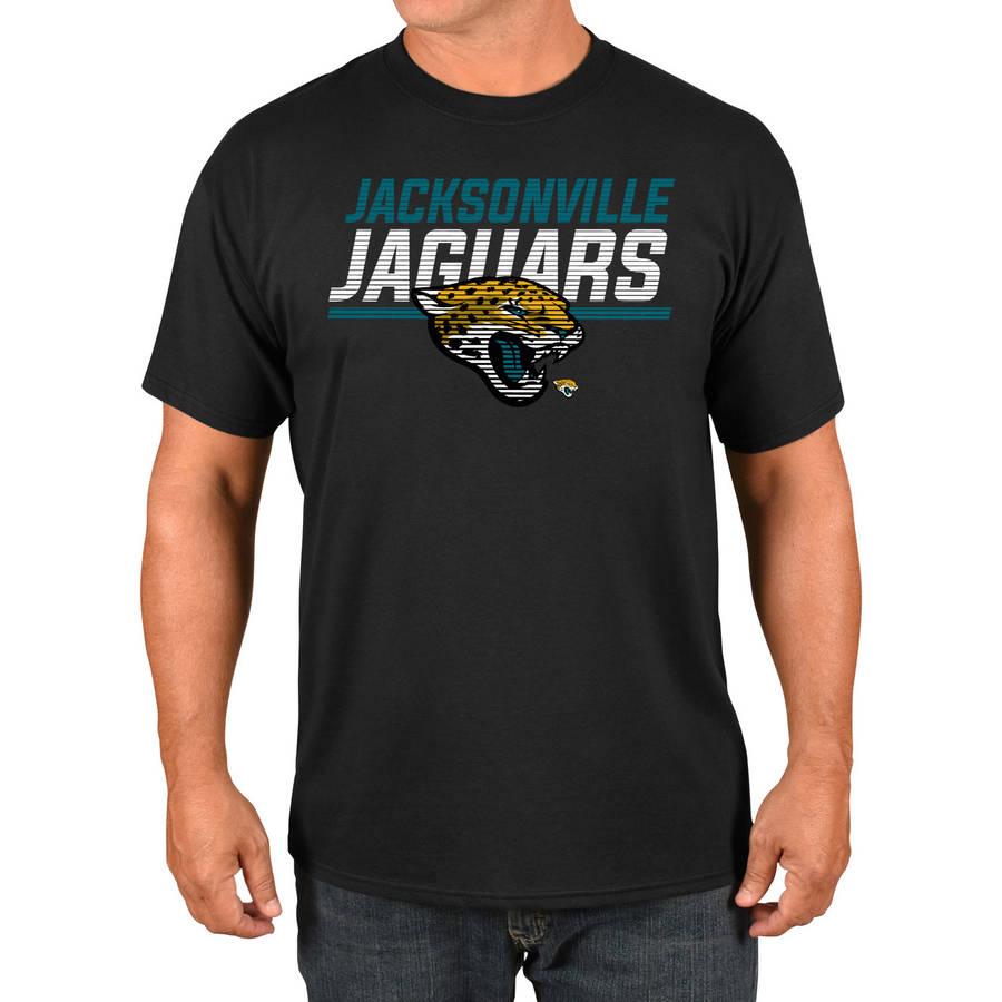 NFL Jacksonville Jaguars Big Men's Basic Tee