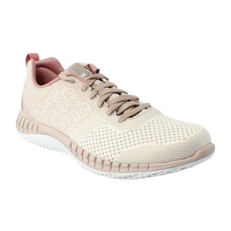 Reebok Womens Print Run Prime ULTK Pink Running, Cross Training Shoes Size 8.5 New (Nike Cross Trainers Women Pink)