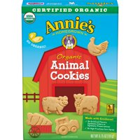 Annie's Certified Organic Animal Cookies, 6.75 oz Box
